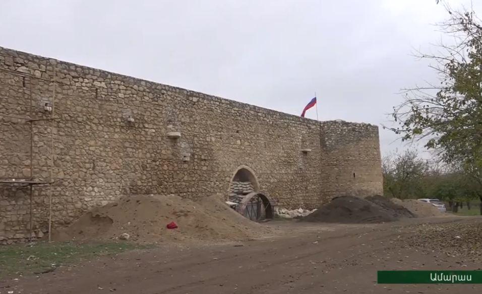 Photo of Монастырский комплекс Амарас полностью контролируется войсками Армии обороны.