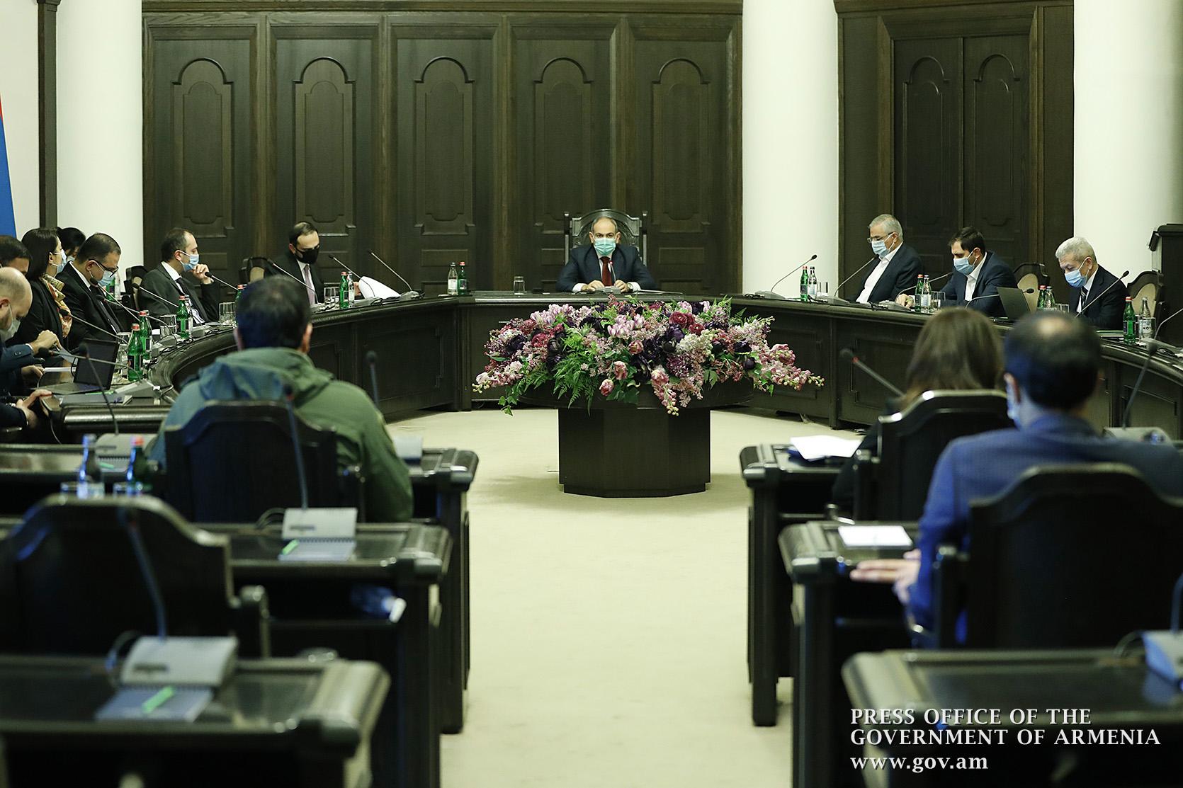 Photo of Одним из ключевыхдолжен стать вопрос социальных гарантий семьям погибших военнослужащих: Пашинян