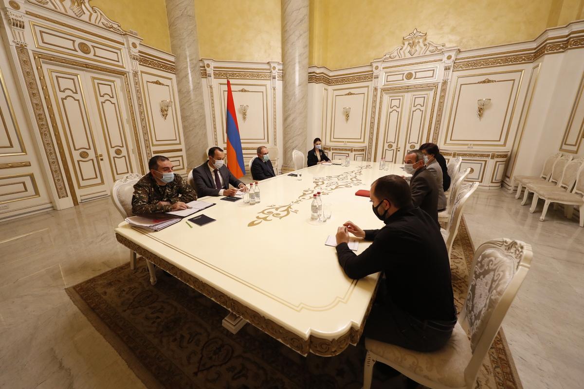Photo of Премьер-министр Никол Пашинян принял представителей МККК