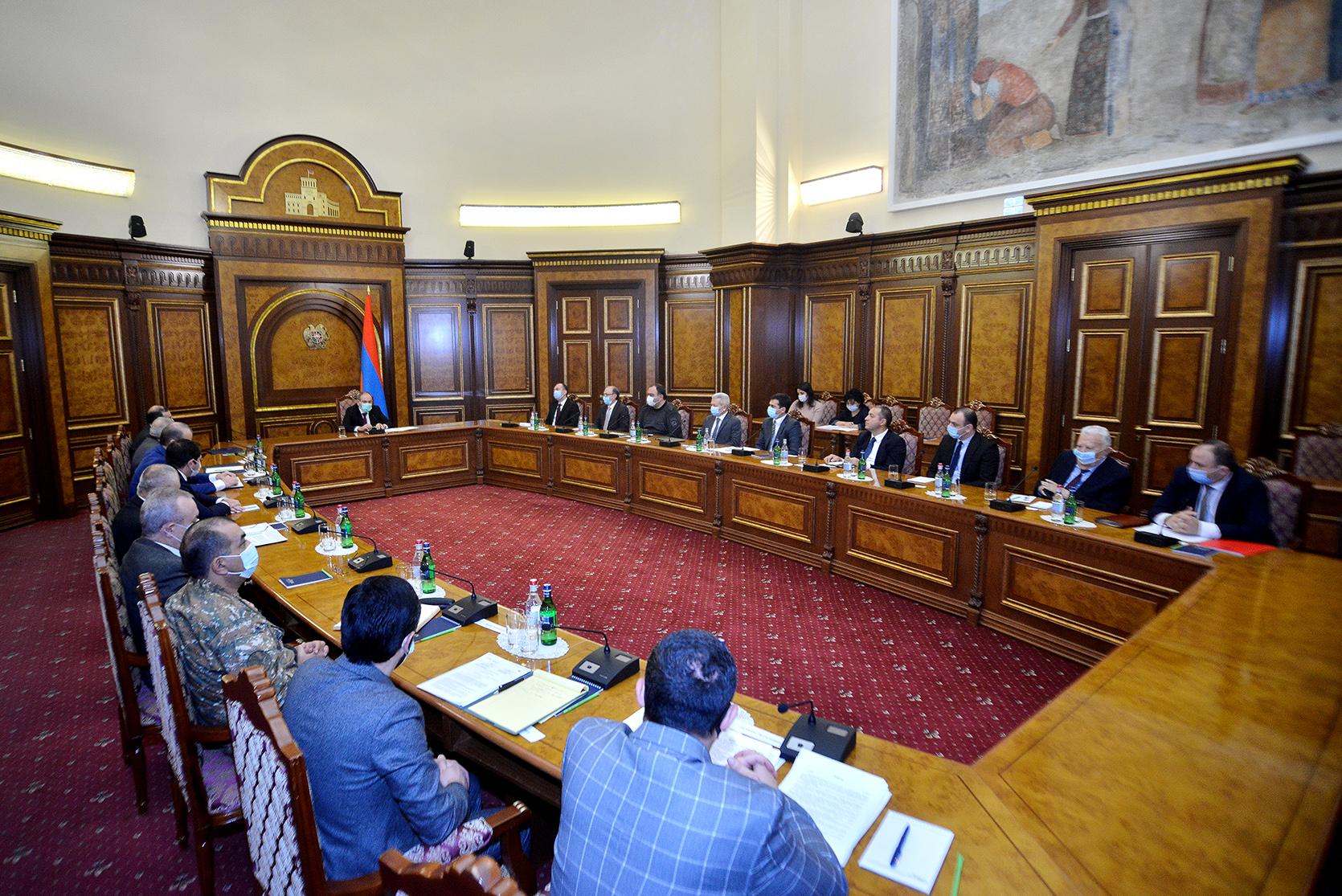 Photo of Պետք է իրատեսական ծրագրեր իրականացնել ռազմարդյունաբերության ոլորտում. վարչապետ