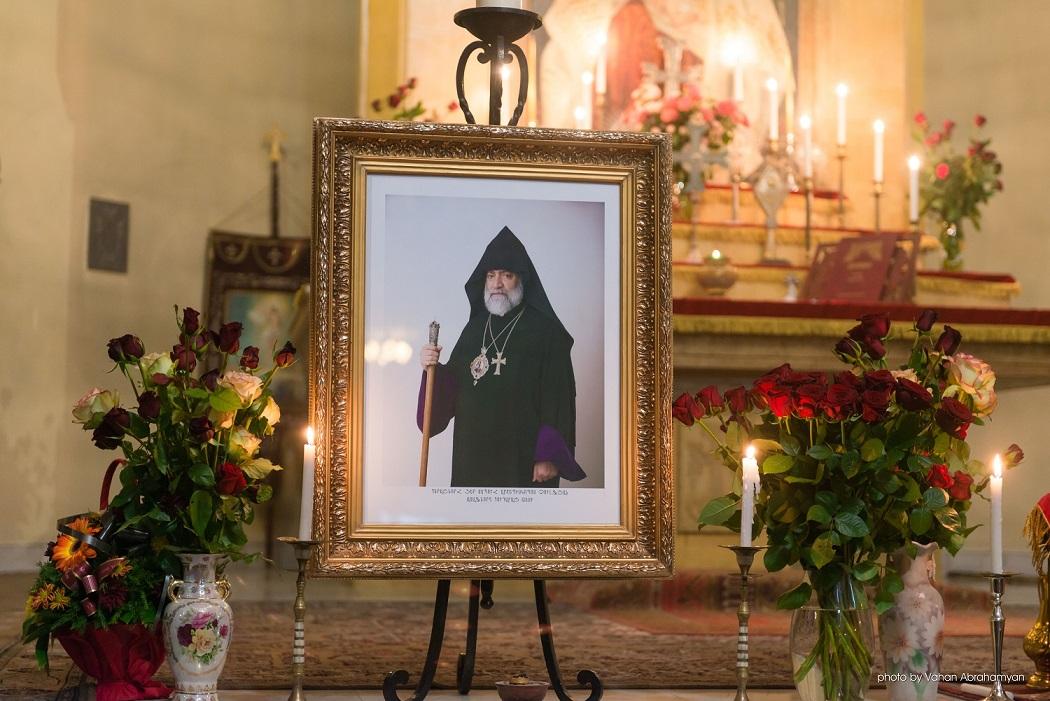 Photo of Կատարվեց Տ. Սեպուհ արքեպիսկոպոս Չուլջյանի հուղարկավորության արարողությունը