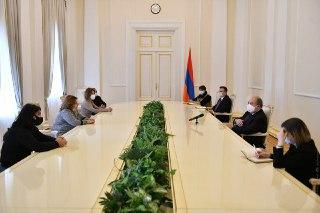Photo of Президент Саркисян сожалеет, что его опыт не был использован
