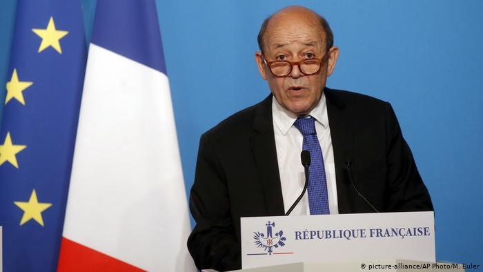 Photo of Париж пригрозил Анкаре введением санкций ЕС