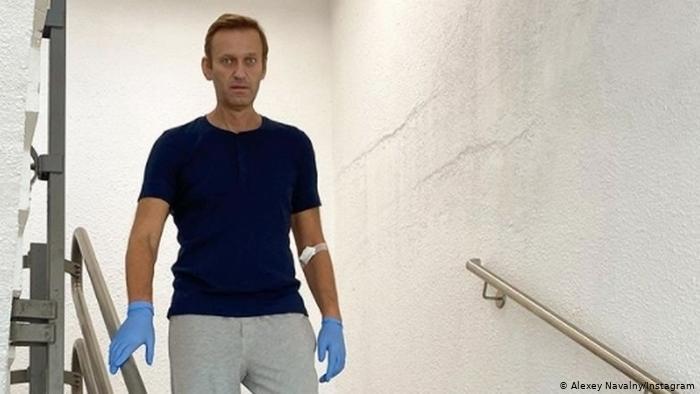 Photo of Дело Навального: в Берлине сообщили о следах «Новичка» на других предметах