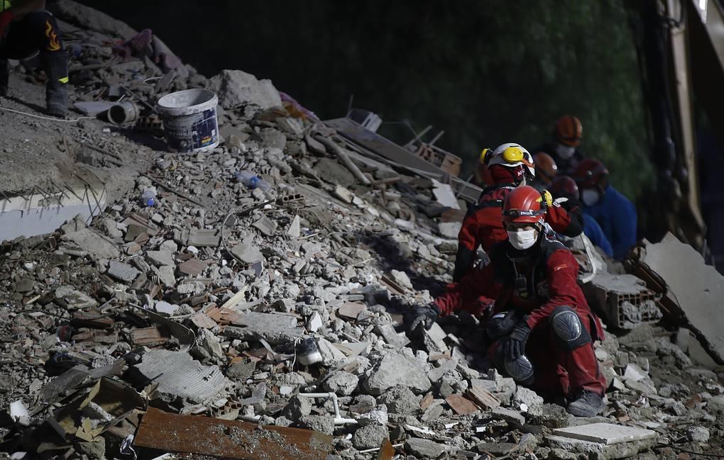 Photo of Число погибших в результате землетрясения на западе Турции возросло до 79