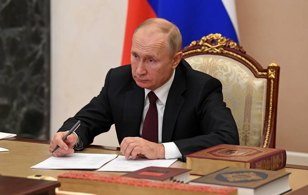 Photo of Путин объяснил значение урегулирования конфликта в Карабахе для России