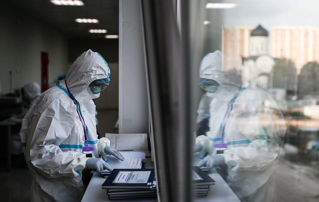 Photo of Число заразившихся коронавирусом в России впервые превысило 25 тысяч за сутки
