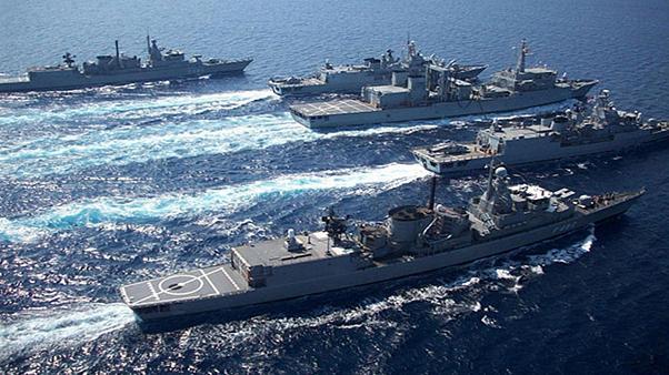 Photo of Առաջին անգամ ԱՄԷ-ն ու Ֆրանսիան մասնակցում են Հունաստանի, Կիպրոսի և Եգիպտոսի զորավարժություններին