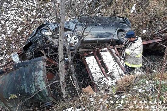 Photo of Վարդենիս-Քարվաճառ ավտոճանապարհին տեղի է ունեցել ՃՏՊ․ կա 1 զոհ