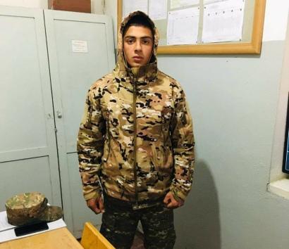 Photo of Հարազատներն ու ընկերները որոնում են 19-ամյա զինվորին, ում մասին հոկտեմբերի 27-ից տեղեկություն չունեն