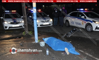 Photo of Ողբերգական ավտովթար Երևանում. Range Rover-ը բախվել է Mercedes-ին ու դիմել փախուստի. Mercedes-ի ուղևորներից մեկը տեղում մահացել է