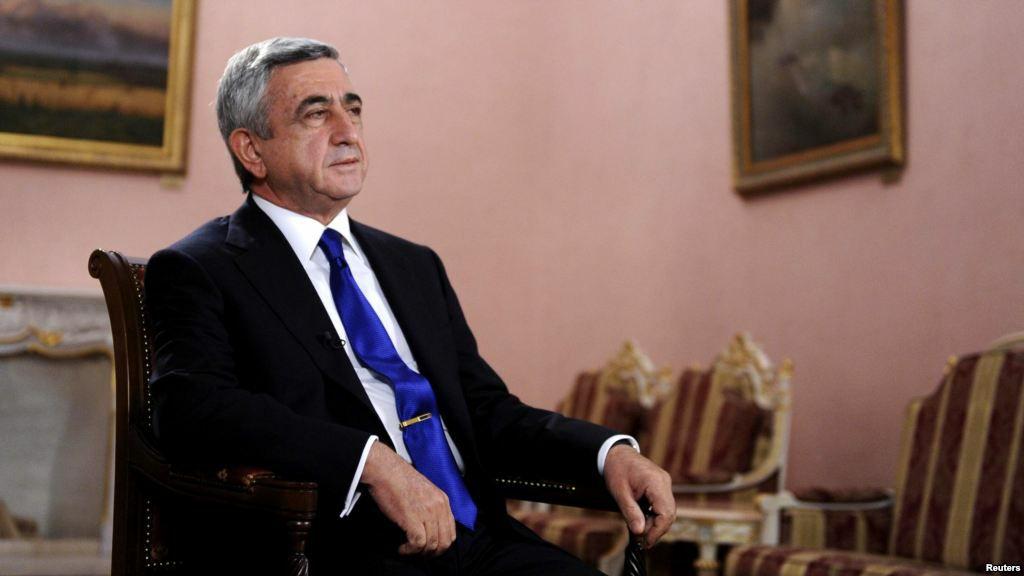 Photo of ՀՀ երրորդ նախագահ Սերժ Սարգսյանն այսօր հրավիրվել է Ազգային անվտանգության ծառայություն