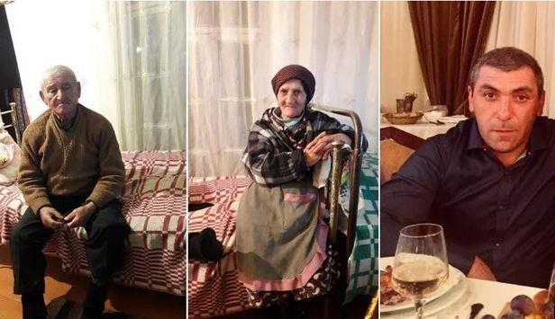 Photo of Հրադադարից հետո Արցախ մեկնող 3 քաղաքացիներն, ամենայն հավանականությամբ, գերեւարվել են Լիսագոր-Շուշի տանող ճանապարհին