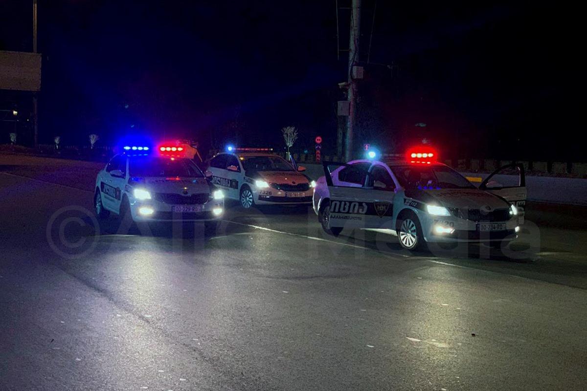 Photo of Վրաստանում արգելված է տեղաշարժը ինչպես հետիոտնի, այնպես էլ տրանսպորտային միջոցների համար