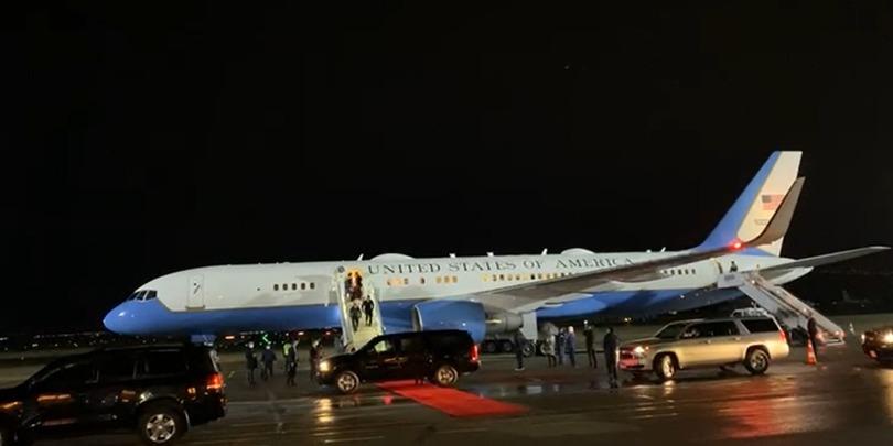 Photo of «Բարի գալուստ երկիր, որտեղ ընտրությունները հաղթել է Պուտինը». Պոմպեոն Թբիլիսիում է