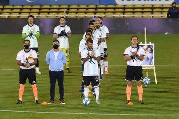 Photo of Արգենտինական ակումբների գեղեցիկ ուղերձը Մարադոնային