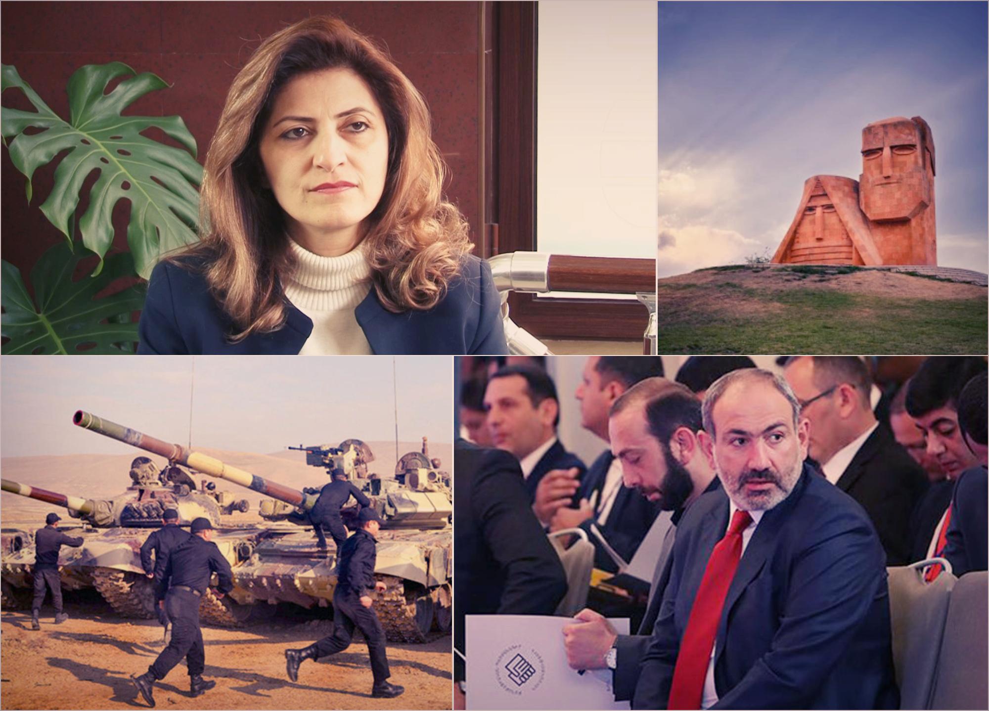 Photo of «Почему власть обманывала людей, говоря, что мы побеждаем? Никол Пашинян не имел права продавать мою Родину от моего имени»