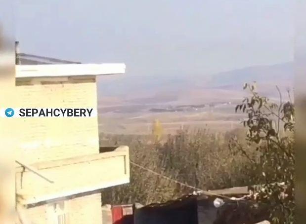 Photo of Կադրեր, թե ինչպես են Իրանի ցամաքային ուժերը հարվածներ հասցնում գրոհայինների դիրքերին