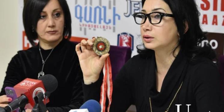 Photo of Հայ մարզիկն առաջարկում է Աթաթուրքի անվանական ոսկե մեդալը փոխանակել հայ գերիներով