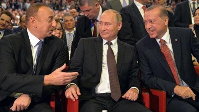 Photo of Алиев мечется между Россией и Турцией