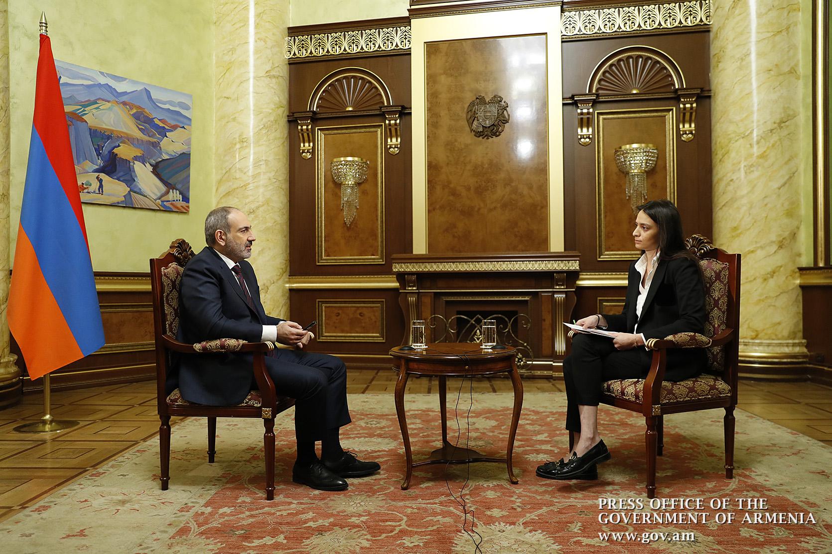 Photo of Վարչապետն առցանց ասուլիսի շրջանակում պատասխանել է ԶԼՄ ներկայացուցիչների հարցերին