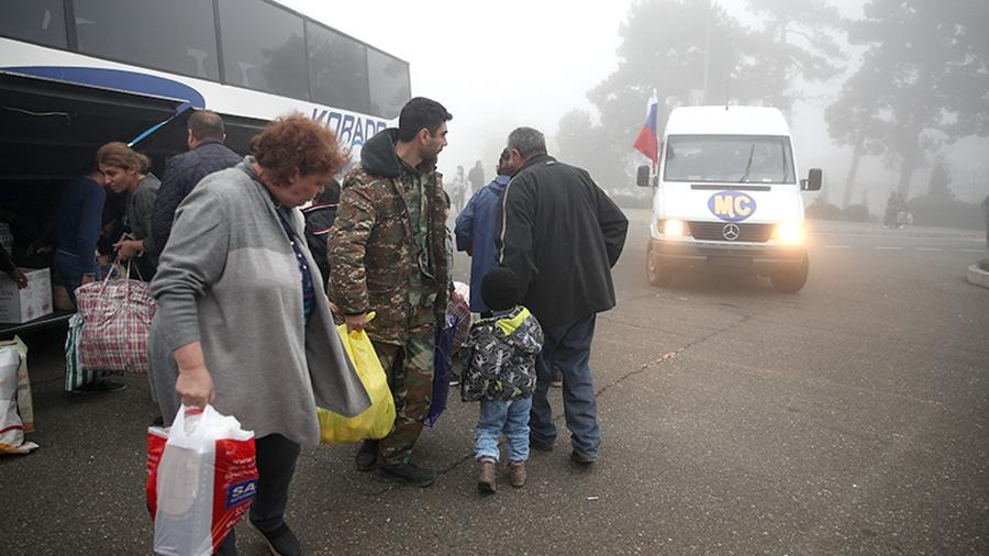 Photo of Более 1 700 беженцев вернулись в Нагорный Карабах за текущие сутки