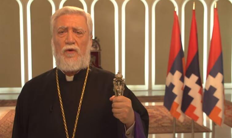 Photo of Призыв Католикоса Арама I к армянам