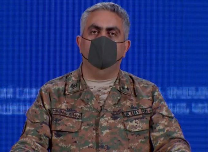 Photo of Արծրուն Հովհաննիսյանը մանրամասներ է ներկայացրել թշնամու դիվերսիոն խմբերի ոչնչացման  գործողություններից
