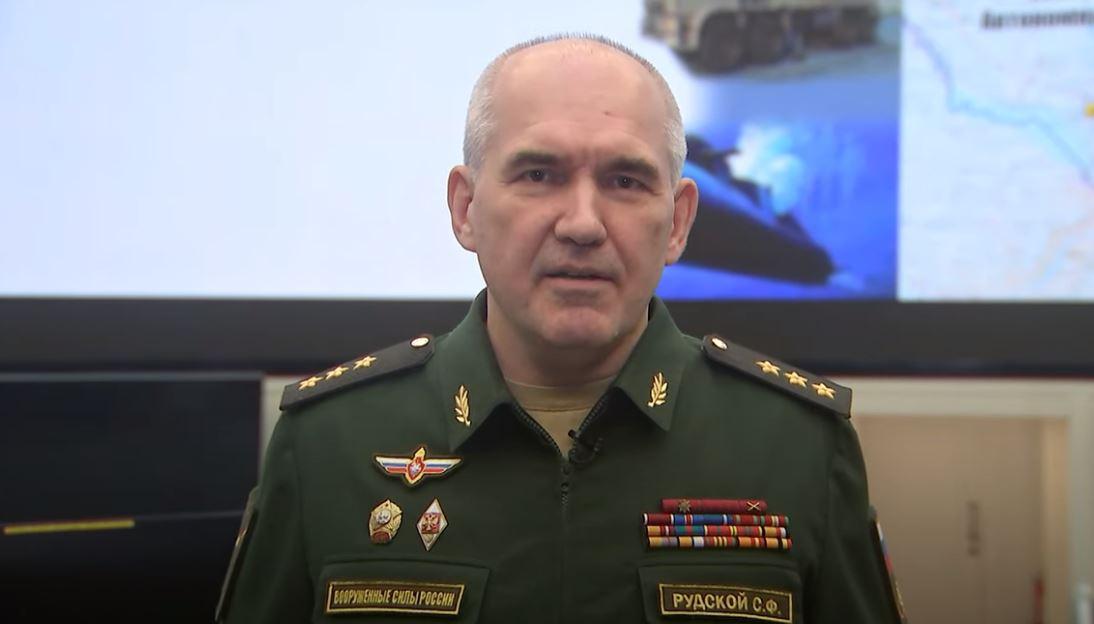 Photo of ՌԴ զինված ուժերի զորամիավորման առաջապահ ստորաբաժանումները վերահսկողություն են հաստատել Լաչինի միջանցքում. Սերգեյ Ռուդսկոյ