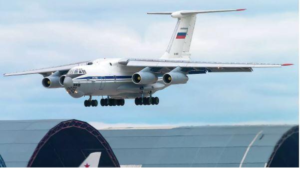 Photo of Ռուս խաղաղապահներին տեղափոխող 4 Իլ-76 ինքնաթիռ վայրէջք է կատարել Երևանում