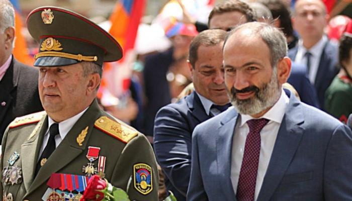 Photo of «Почему этот генерал в течение 8 месяцев после Вашего заявления продолжал занимать свой пост?», — Адвокат Норайр Норикян