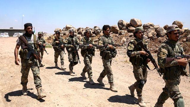 Photo of От страха быть отправленными в Карабах семь протурецких боевиков в Сирии сдались курдским силам