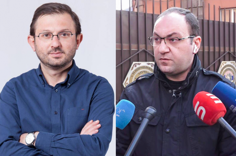 Photo of Գեղամ Մանուկյանին և Արսեն Բաբայանին մեղադրանք է առաջադրվել
