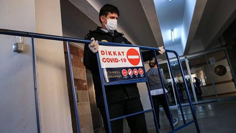 Photo of В Турции запретили выходить на улицу в выходные и ввели комендантский час по будням