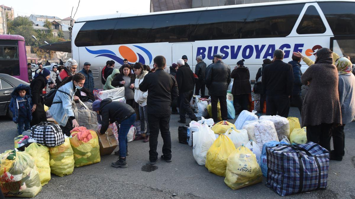 Photo of Ռուս խաղաղապահների աջակցությամբ ևս 2431 մարդ Հայաստանից վերադարձել է Լեռնային Ղարաբաղ