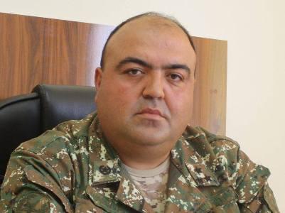Photo of Զոհվել է Արցախի հերոս, գնդապետ Սերգեյ Շաքարյանը