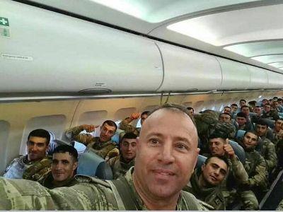 Ադրբեջանը քաղաքացիական ուղևորատար օդանավով հատուջոկատայիններին Նախիջևանից տեղափոխում է «մայրցամաքային» Ադրբեջան
