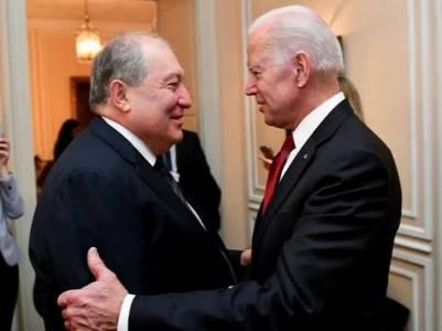 Photo of Նախագահ Արմեն Սարգսյանը շնորհավորել է Միացյալ Նահանգների 46-րդ նախագահ ընտրված Ջո Բայդենին