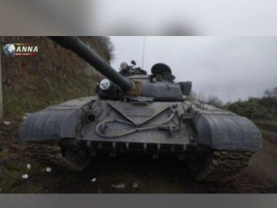 Photo of ANNA-NEWS: Армия обороны Арцаха ввела в бой технику, воздух надежно закрыт