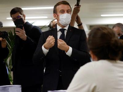 Photo of Էմանուել Մակրոնն այցելել է «Հայաստան» հիմնադրամի Ֆրանսիայի մասնաճյուղի կենտրոնակայան