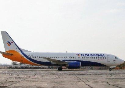 Photo of Արդեն Հայաստանում է «Fly Armenia Airways»-ի առաջին Boeing 737-400 օդանավը