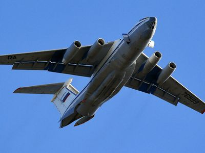 Photo of Ռուս խաղաղապահների տեղափոխող եւս երկու ինքնաթիռ է ուղեւորվել Լեռնային Ղարաբաղ