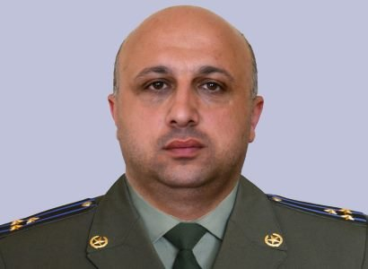 Photo of ԱՀ ԱԱԾ տնօրենի տեղակալ Նորայր Միրզոյանին շնորհվել է գեներալ-մայորի զինվորական կոչում