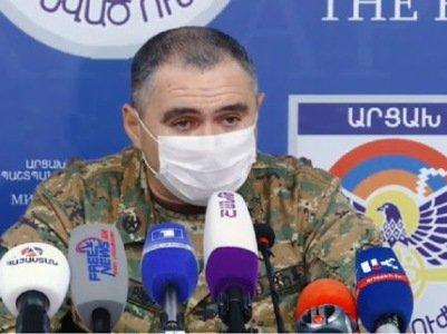 Photo of Զոհվել է Արցախի ՊԲ հրամանատարի տեղակալ Արթուր Սարգսյանը