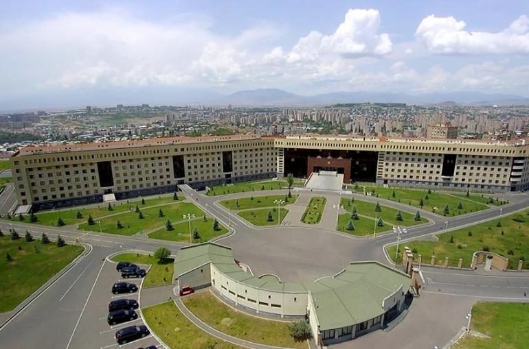Photo of Вместо прежней границы между Арменией и Арцахом образовалась армяно- азербайджанская граница: МО
