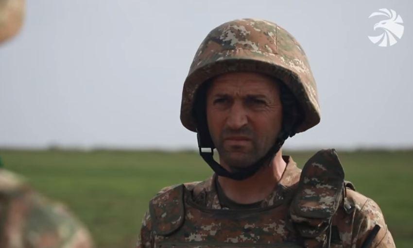 Photo of Բացառիկ հարցազրույց Հայաստանի ազգային հերոս, գնդապետ Գարեգին Պողոսյանի հետ