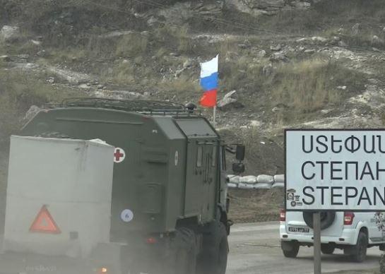 Photo of Ստեփանակերտ է հասել ավելի քան 60 ռուս ռազմական բժշկից բաղկացած հատուկ ստորաբաժանում` տեղի բնակչությանը բուժօգնություն ցուցաբերելու նպատակով. ՌԴ ՊՆ