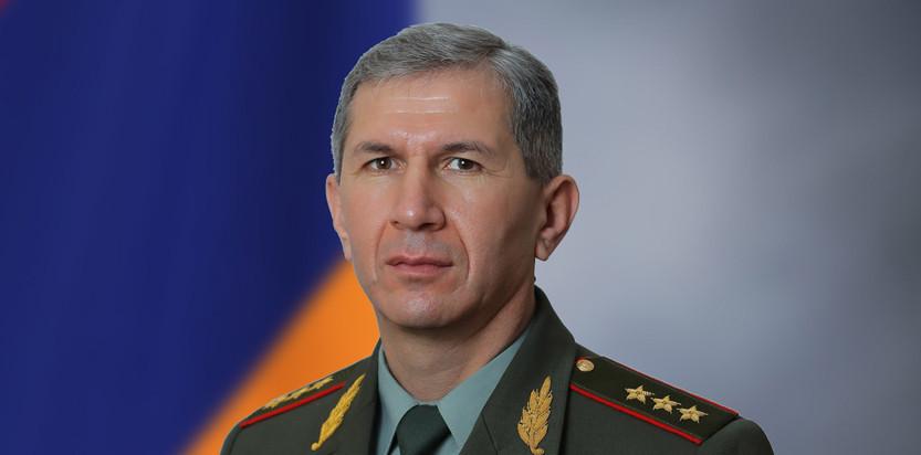 Photo of МО опровергает слухи об отставке Оника Гаспаряна