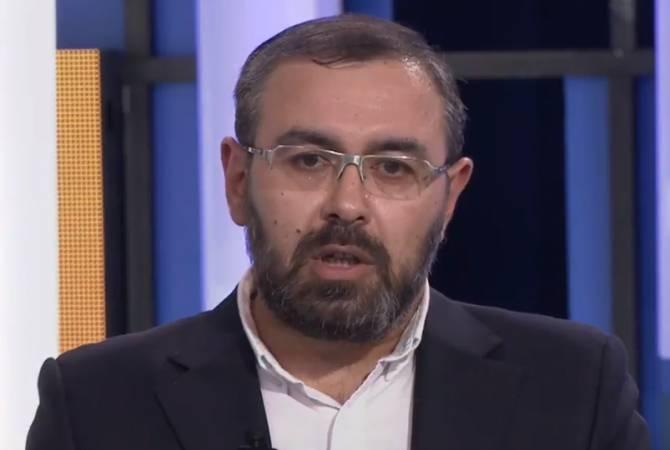 Photo of «Ադրբեջանը ամբողջ ներուժը կենտրոնացրել է Շուշիի ուղղությամբ ու հայտնի չի էն կրախի ծավալը, որը կլինի, եթե չհաջողի։ Իսկ չհաջողելու բոլոր նախադրյալները կան»