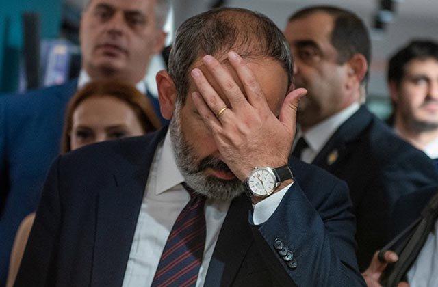 Photo of «Господин Пашинян, как Вы?» Премьер-министр не ответил и на этот вопрос